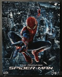 9r009 AMAZING SPIDER-MAN 10 LCs 2012 Andrew Garfield in the title role, Emma Stone, Rhys Ifans!