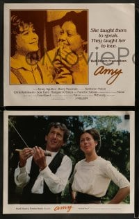 9r042 AMY 8 LCs 1981 Jenny Agutter teaches deaf kids to speak, they taught her to love!