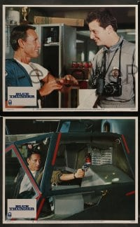 9r070 BLUE THUNDER 8 LCs 1983 Roy Scheider, Warren Oates, cool images of helicopters!