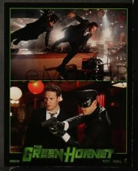 9r010 GREEN HORNET 10 LCs 2011 Seth Rogen, Cameron Diaz, w/cool images of cars!