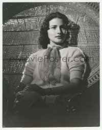 9x026 BRENDA MARSHALL deluxe 10.5x13.25 still 1940 between Sea Hawk & South of Suez by Welbourne!