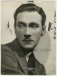 9x032 CLIFTON WEBB deluxe stage play 8.25x11 still 1930 on Broadway in Little Show by Hal Phyfe!