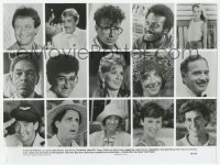 9x034 CLUB PARADISE 8.75x11.75 still 1986 Robin Williams, O'Toole, Moranis, Levy & 11 other stars!