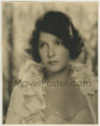 9x161 NORMA TALMADGE deluxe 10.75x13.75 still 1920s portrait of young starlet by John Miehle!
