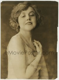 9x162 OLGA COOK stage play 8.5x11.5 still 1920s great portrait in My Maryland by White Studio!