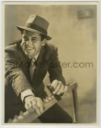 9x196 TRAIL OF THE LONESOME PINE candid 10.25x13 still 1936 Henry Fonda in street clothes by Walling!