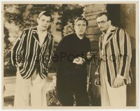 9x171 PRIVATE SECRETARY deluxe 11x14 still 1935 priest Edward Everett Horton with playboys!