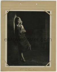 9x197 TRIUMPH OF THE RAT deluxe 8x9.75 still 1926 Julie Suedo portrait by cinematographer Hal Young!
