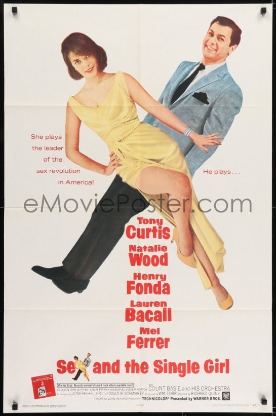 curtiss single girls Sex and the single girl is a 1964 american comedy film directed by richard quine and starring tony curtis, natalie wood, henry fonda, lauren bacall, and mel ferrer.