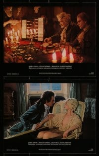 1s001 BARRY LYNDON 14 color 8x10 stills 1975 Ryan O'Neal, Marisa Berensen, Stanley Kubrick!