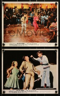 1s003 BYE BYE BIRDIE 12 color 8x10 stills 1963 Dick Van Dyke & Janet Leigh, several w/ Ann-Margret!