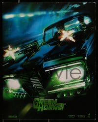 1s010 GREEN HORNET 10 8x10 mini LCs 2011 Seth Rogen, Cameron Diaz, w/cool images of cars!