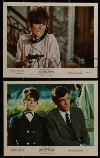 1s012 HOW TO STEAL A MILLION 9 color 8x10 stills 1966 images of Audrey Hepburn, O'Toole, Wallach!
