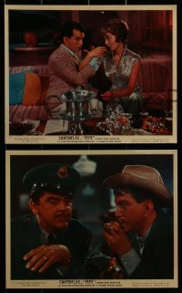 1s002 PEPE 14 color 8x10 stills 1960 cool images of Cantinflas & lots of famous guest stars!