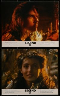1s039 LEGEND 8 color English FOH LCs 1986 Tom Cruise, Ridley Scott directed, cool fantasy!
