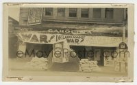 2a002 ALL QUIET ON THE WESTERN FRONT 2.75x4.5 photo R1934 war declared against war theater display!
