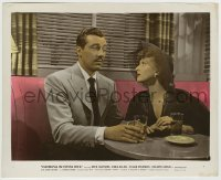 2a045 CARNIVAL IN COSTA RICA color 8.25x10 still 1946 awkward c/u of Cesar Romero & Celeste Holm!