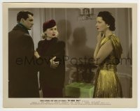 2a065 IN NAME ONLY color-glos 8x10.25 still 1939 Carole Lombard between Cary Grant & Kay Francis!