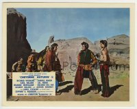 2a046 CHEYENNE AUTUMN color English FOH LC 1964 Native American Indians, directed by John Ford!