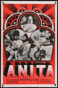 2f053 ANITA 1sh 1969 love thy neighbor, especially if her husband's not home!