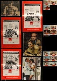 2g038 LOT OF 21 MISCELLANEOUS ITEMS 1960s-1970s from variety of films including Selahattin Eyyubi