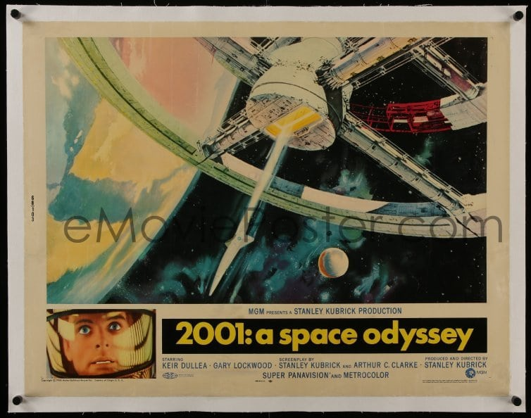 an introduction to the analysis of 2001 a space odyssey by stanley kubrick The aim of this seminar paper is to describe one of the science-fiction classics – 2001: space odyssey and its creator the introduction talks mainly about the.