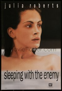 2z963 SLEEPING WITH THE ENEMY mini poster 1991 sexy Julia Roberts in bathtub, Patrick Bergin!