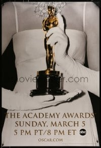 3w011 78th ANNUAL ACADEMY AWARDS DS 1sh 2005 cool Studio 318 design of woman w/gloves holding Oscar!