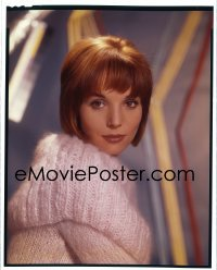 4d018 HATARI 8x10 transparency 1962 Paramount portrait of Elsa Martinelli by Mal Bulloch!