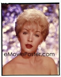 4d042 TOO LATE BLUES 8x10 transparency 1962 sexy Stella Stevens, Paramount portrait by Mal Bulloch!