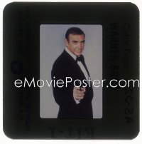 4d324 NEVER SAY NEVER AGAIN group of 72 35mm slides 1983 Sean Connery as James Bond, Kim Basinger