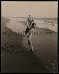4j013 MARILYN MONROE #378/2500 set of 5 11x14 photo prints 1987 The Last Photos by George Barris!