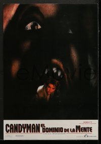 4k037 CANDYMAN 12 Spanish LCs 1993 Clive Barker, Virginia Madsen, Tony Todd, different images!