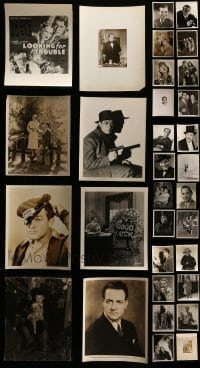 4m308 LOT OF 32 1930S 8X10 STILLS 1930s great images from a variety of different movies!