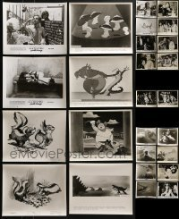 4m316 LOT OF 26 8X10 STILLS 1960s-1970s great scenes from a variety of different movies!