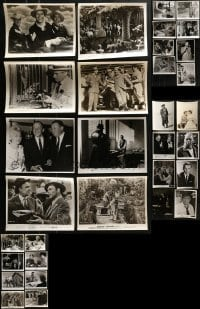 4m306 LOT OF 32 FRANK SINATRA 8X10 STILLS 1960s great scenes from some of his movies!