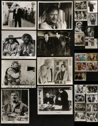 4m311 LOT OF 29 ELI WALLACH 8X10 STILLS 1960s great scenes from some of his movies!