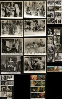 4m298 LOT OF 42 RICHARD BURTON 8X10 STILLS 1950s-1970s great scenes from several of his movies!