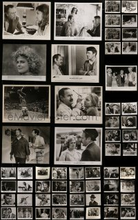 4m287 LOT OF 57 1970S 8X10 STILLS 1970s great scenes from a variety of different movies!