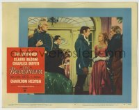 4p120 BUCCANEER LC #8 1958 Yul Brynner, Charlton Heston, Claire Bloom, directed by Anthony Quinn!