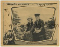 4p134 CAPPY RICKS LC 1921 Thomas Meighan sits with prety Agnes Ayres before he has to ship out!