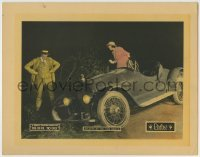 4p240 DEVIL TO PAY LC 1920 Fritzi Brunette & Roy Stewart are delayed by the car wreck!