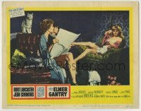 4p288 ELMER GANTRY LC #6 1960 directed by Richard Brooks, from Sinclair Lewis novel!