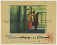 4p299 FACE IN THE CROWD LC #8 1957 power-hungry preacher Andy Griffith, Patricia Neal, Elia Kazan!