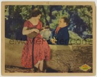 4p307 FIGHTING MARSHAL LC 1931 pretty Dorothy Gulliver plays the lute for cowboy Tim McCoy!