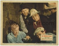 4p370 GRAPES OF WRATH LC #6 R1947 Henry Fonda, Jane Darwell, Charley Grapewin, Simpson, John Ford!