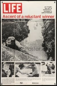 5a040 DELIVERANCE 40x60 1972 Jon Voight, Burt Reynolds, Life magazine tie-in, different images!