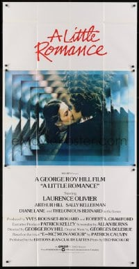 5a070 LITTLE ROMANCE English 3sh 1979 George Roy Hill's story of young lovers & man who helps them!