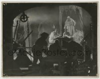 5c006 HAXAN Danish 9.25x11.75 still R1940 Pedersen, different horror image, about to be tortured!