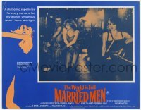 5c015 WORLD IS FULL OF MARRIED MEN Aust LC 1979 sexy Sherrie Lee Cronn in her only role, wild!
